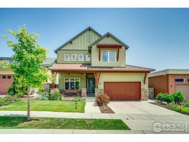 1814 Blue Star Ln, Louisville, CO 80027 (MLS #889091) :: Colorado Home Finder Realty