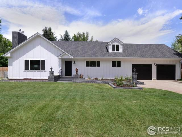 716 Garfield St, Fort Collins, CO 80524 (#904429) :: Kimberly Austin Properties