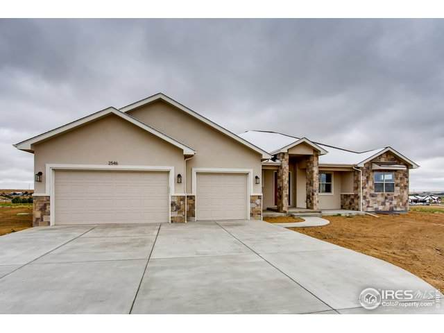 2546 Branding Iron Dr, Severance, CO 80524 (MLS #905996) :: HomeSmart Realty Group