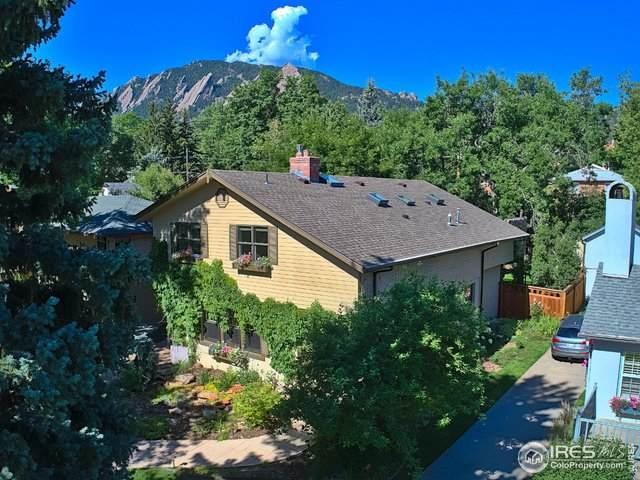 829 13th St, Boulder, CO 80302 (MLS #910839) :: Colorado Home Finder Realty