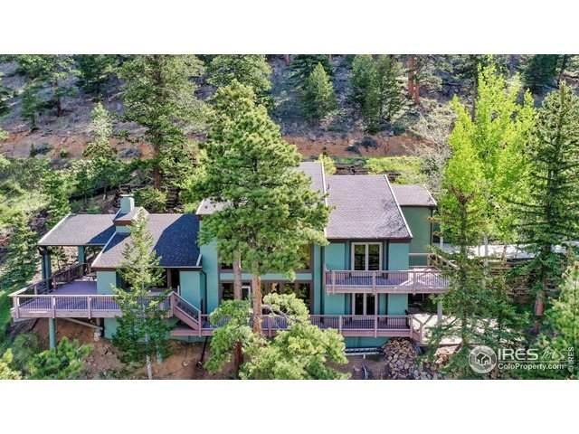 2965 Eaglecliff Dr, Estes Park, CO 80517 (MLS #913527) :: Downtown Real Estate Partners
