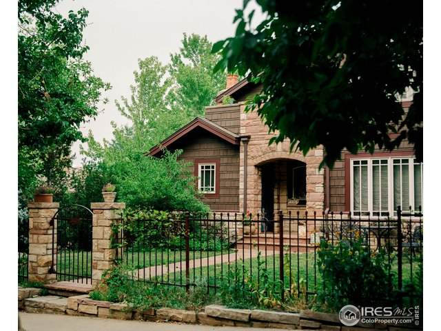 930 Grant Pl, Boulder, CO 80302 (MLS #916396) :: J2 Real Estate Group at Remax Alliance
