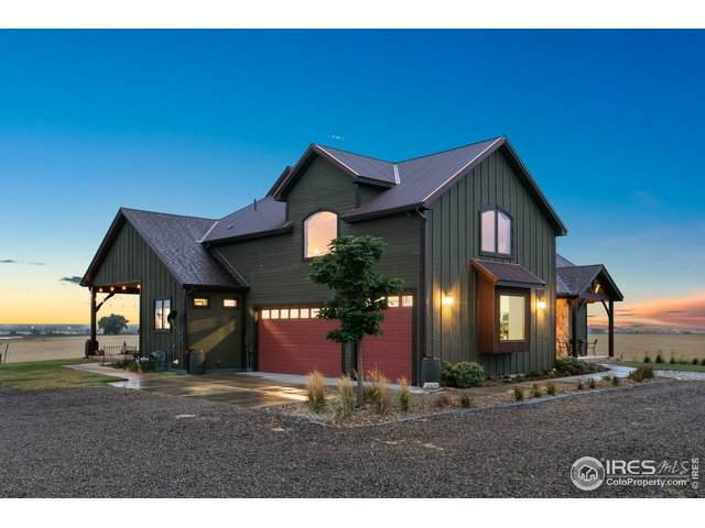 14995 County Road 6, Fort Lupton, CO 80621 (MLS #922900) :: 8z Real Estate