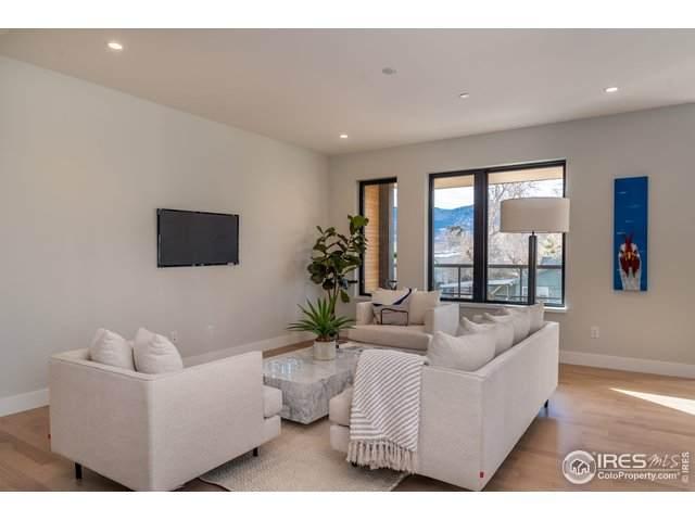2718 Pine St #205, Boulder, CO 80302 (MLS #925272) :: 8z Real Estate