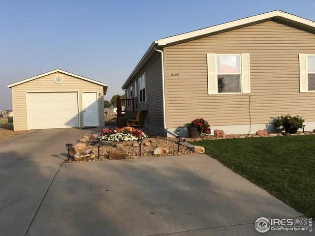 3400 Yucca Cir #218, Evans, CO 80620 (MLS #4460) :: HomeSmart Realty Group