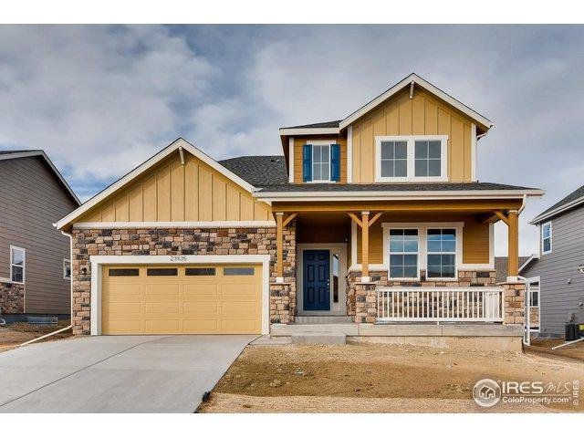 23935 E Rocky Top Pl, Aurora, CO 80016 (MLS #861042) :: 8z Real Estate