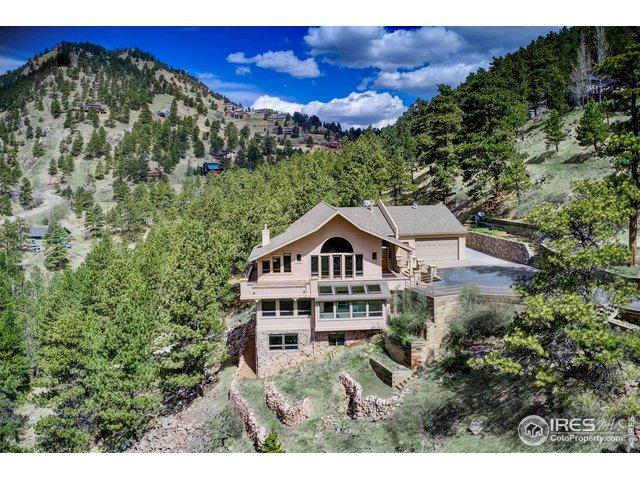 300 Pine Needle Rd, Boulder, CO 80304 (MLS #871374) :: 8z Real Estate
