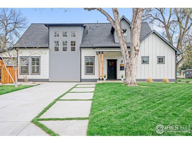 802 E Myrtle St, Fort Collins, CO 80524 (MLS #873097) :: J2 Real Estate Group at Remax Alliance
