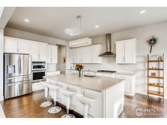 933 Limestone Dr, Erie, CO 80516 (#936910) :: The Griffith Home Team