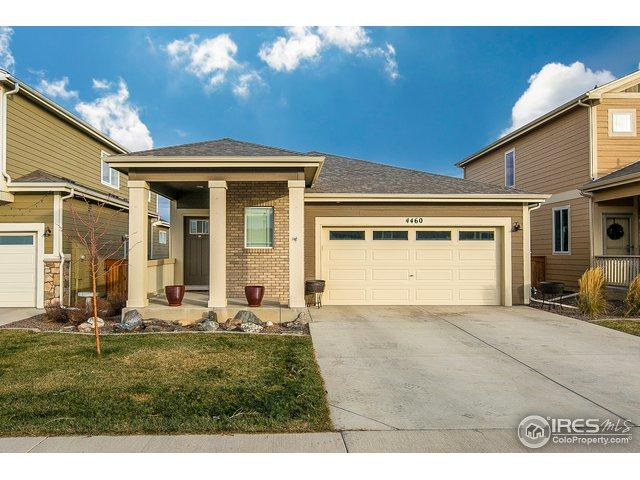 4460 Stethern Dr, Loveland, CO 80538 (MLS #868517) :: Downtown Real Estate Partners