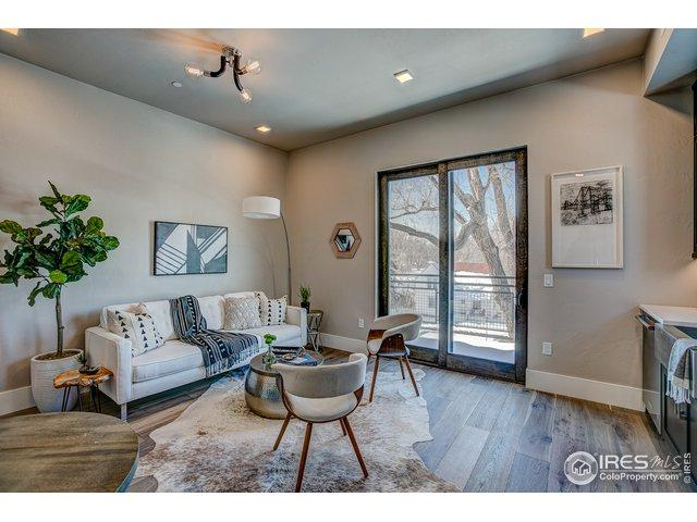 302 N Meldrum St #306, Fort Collins, CO 80521 (MLS #873959) :: J2 Real Estate Group at Remax Alliance