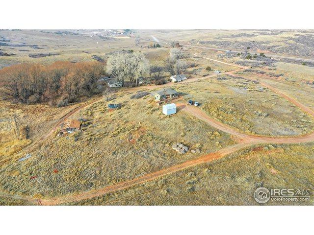 406 Springs Ranch Rd, Laporte, CO 80535 (MLS #858679) :: Kittle Real Estate