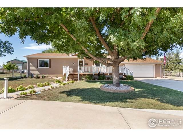 20097 Northmoor Dr, Johnstown, CO 80534 (#895267) :: The Brokerage Group