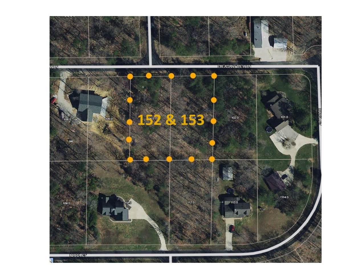 Lot #152 & 153 Pleasant View Lane - Photo 1