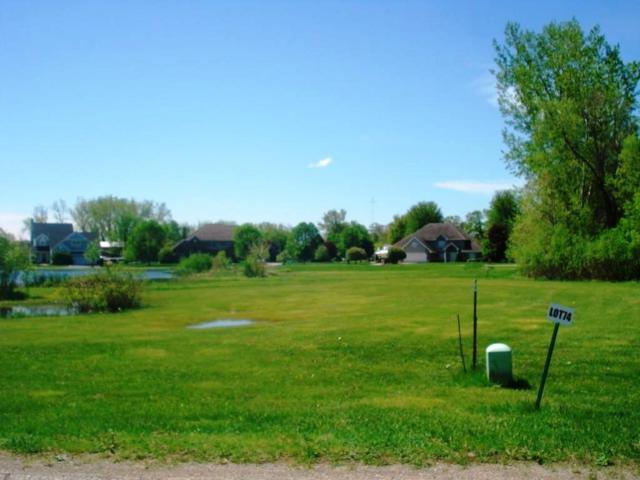 TBD E Country Club Ln, Lot 74, Syracuse, IN 46567 (MLS #201530754) :: TEAM Tamara