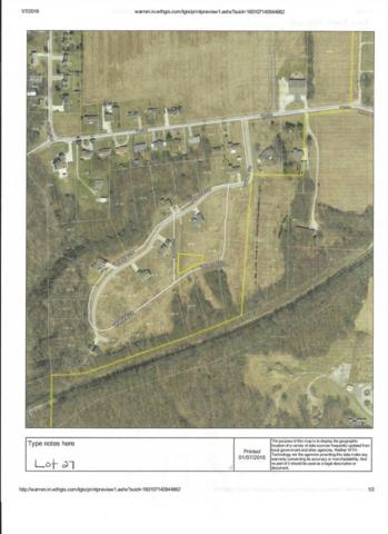 Lot 27 White Tail Circle, Williamsport, IN 47993 (MLS #201600999) :: Parker Team