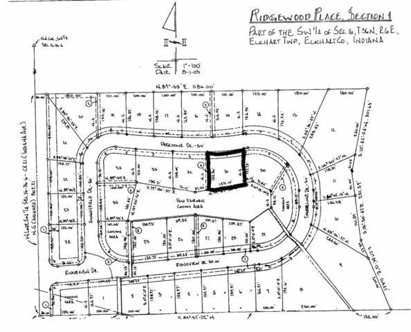 Lot 31 Deerstone Drive, Goshen, IN 46526 (MLS #201625046) :: Parker Team