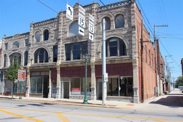 231-237 S Wabash Street, Wabash, IN 46992 (MLS #201644124) :: The Romanski Group - Keller Williams Realty