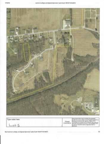 Lot 5 White Tail Circle, Williamsport, IN 47993 (MLS #201700797) :: Parker Team
