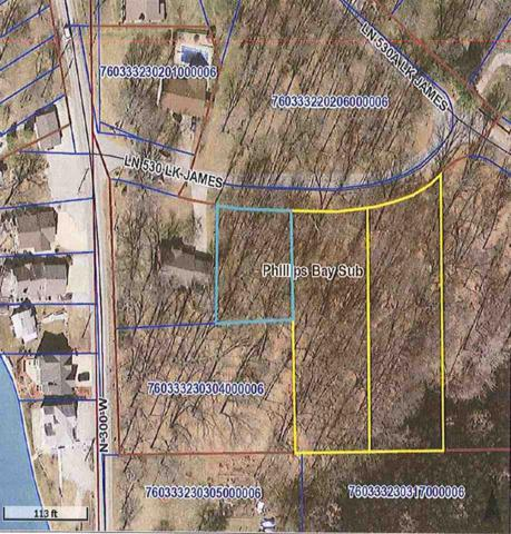 Lot C Lane 530, Fremont, IN 46737 (MLS #201701545) :: The ORR Home Selling Team