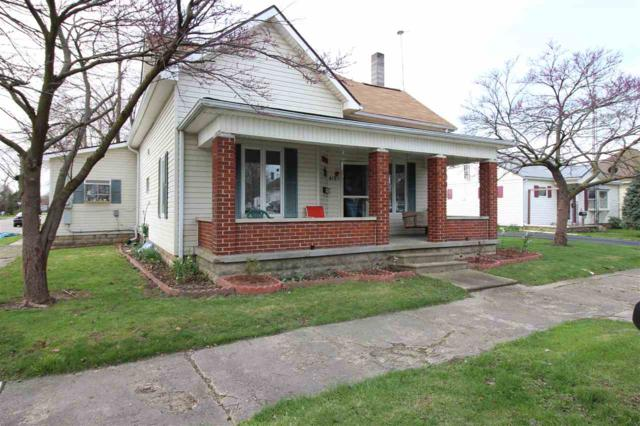 419 E Columbia Street, Flora, IN 46929 (MLS #201714756) :: The Romanski Group - Keller Williams Realty