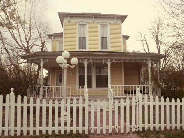 605 Main Street, Michigantown, IN 46057 (MLS #201715613) :: The Romanski Group - Keller Williams Realty
