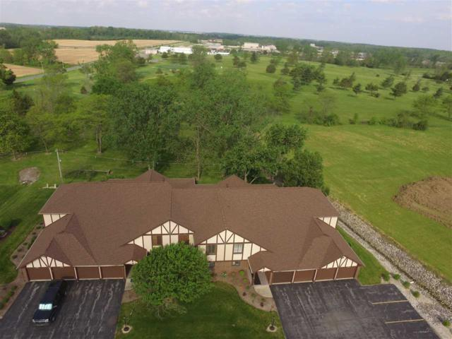 1588 N William Wells Circle, Bluffton, IN 46714 (MLS #201721958) :: The ORR Home Selling Team