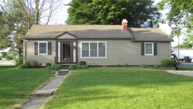 705 E Main St, Flora, IN 46929 (MLS #201726769) :: The Romanski Group - Keller Williams Realty