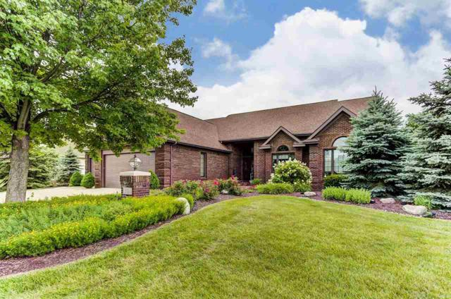 2514 Barry Knoll Way, Fort Wayne, IN 46845 (MLS #201728692) :: Parker Team