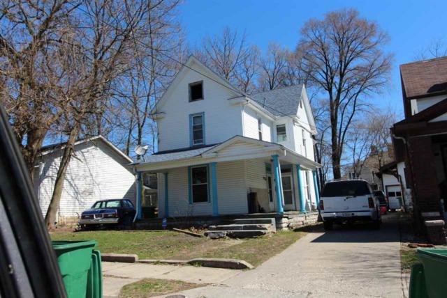 416 S 12th Street, New Castle, IN 47362 (MLS #201735718) :: The Romanski Group - Keller Williams Realty
