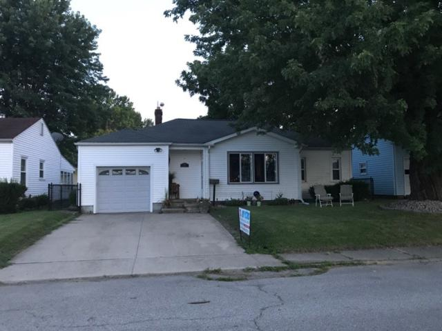 1057 E South St, Frankfort, IN 46041 (MLS #201736781) :: The Romanski Group - Keller Williams Realty