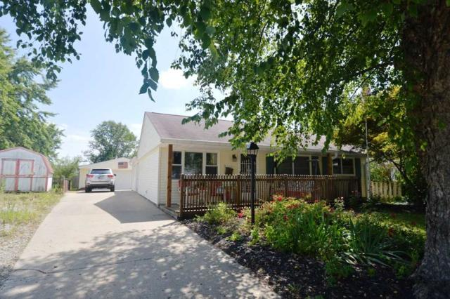 1903 Washington Dr., Frankfort, IN 46041 (MLS #201736853) :: The Romanski Group - Keller Williams Realty