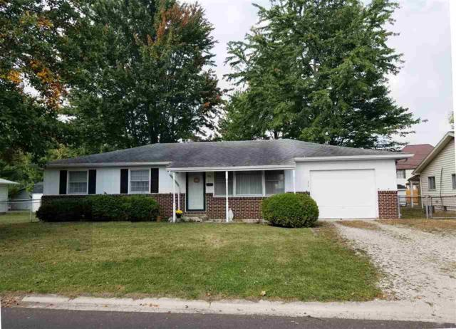 206 Greenwood Drive, Hartford City, IN 47348 (MLS #201737494) :: The ORR Home Selling Team