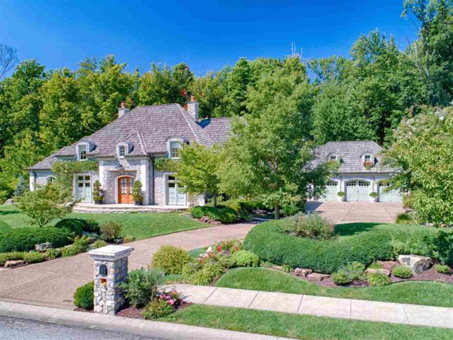 8629 Copper Creek Drive, Newburgh, IN 47630 (MLS #201740119) :: The ORR Home Selling Team