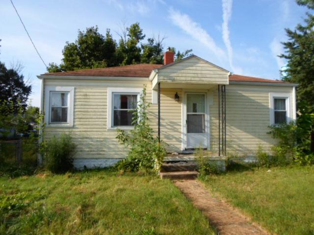 203 E Walnut Street, Gaston, IN 47342 (MLS #201740717) :: The ORR Home Selling Team