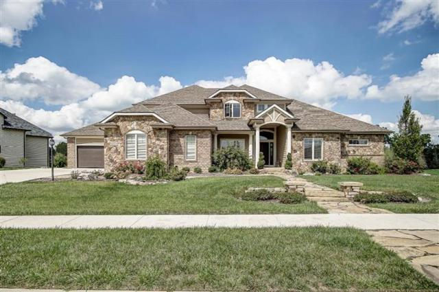 14824 Remington Place, Fort Wayne, IN 46814 (MLS #201740965) :: The ORR Home Selling Team