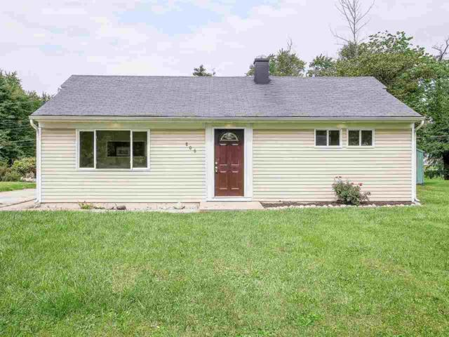 806 Courtney Drive, New Haven, IN 46774 (MLS #201742029) :: Tamara Braun Realtor Re/Max Results