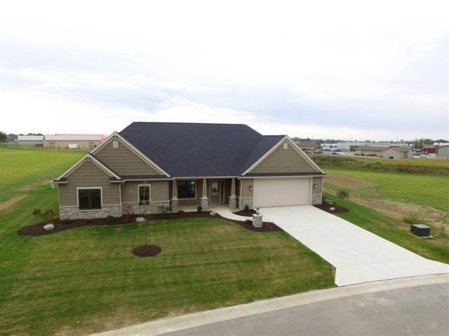 2150 Red Oak Court, Bluffton, IN 46714 (MLS #201742371) :: The ORR Home Selling Team