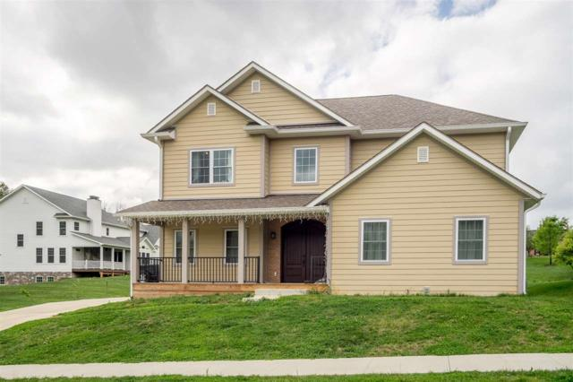 2105 E Melville Circle, Bloomington, IN 47401 (MLS #201743265) :: The ORR Home Selling Team