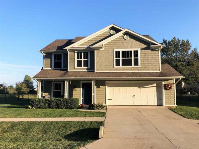 2631 S Crane Pond Drive, Marion, IN 46952 (MLS #201744494) :: Parker Team