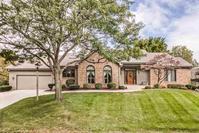 16227 Candlewycke Court, Granger, IN 46530 (MLS #201746009) :: The ORR Home Selling Team