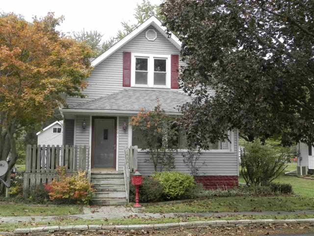 120 E Elizabeth Street, Flora, IN 46929 (MLS #201747045) :: The Romanski Group - Keller Williams Realty