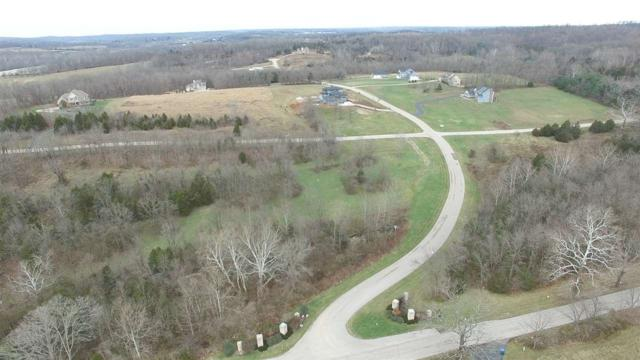 7084 (Lot 18) S National Point Rd, Bloomington, IN 47401 (MLS #201749580) :: Parker Team