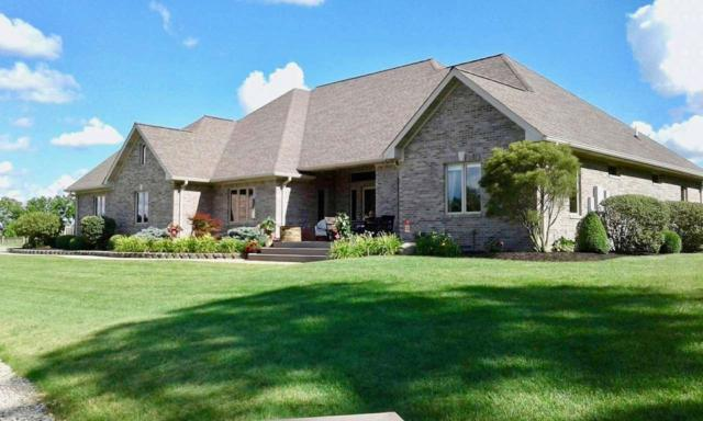 8099 W Mccolm Rd, Gaston, IN 47342 (MLS #201749941) :: The ORR Home Selling Team