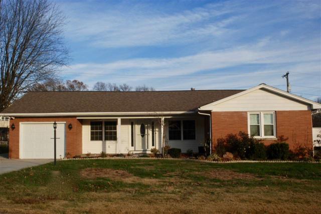 3102 Leslie Drive, Jasper, IN 47546 (MLS #201752441) :: The ORR Home Selling Team