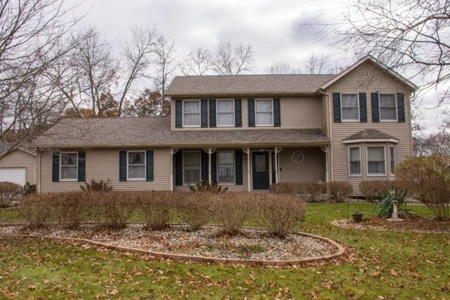 3803 Dudley Drive, Mishawaka, IN 46544 (MLS #201752795) :: Parker Team