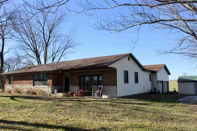 11018 S 1050 E, Converse, IN 46919 (MLS #201752987) :: The ORR Home Selling Team