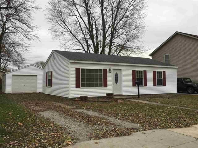 513 Lakeland Avenue, Monticello, IN 47960 (MLS #201753219) :: The Romanski Group - Keller Williams Realty