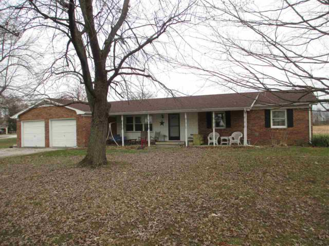 12880 N 600 W, Gaston, IN 47342 (MLS #201753934) :: The ORR Home Selling Team