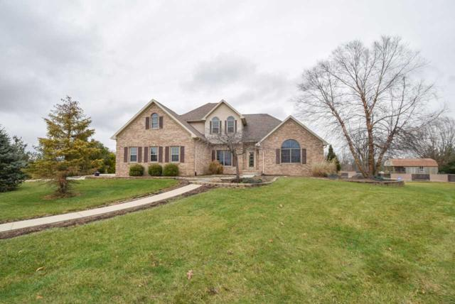 7700 S County Road 560 E, Selma, IN 47383 (MLS #201754311) :: The ORR Home Selling Team